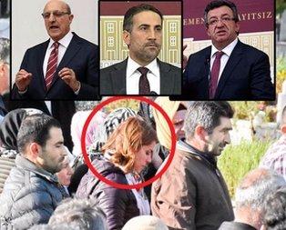 CHPli ve HDPli vekiller kıvırdılar!