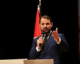 Bakan Berat Albayrak Beşiktaşı tebrik etti