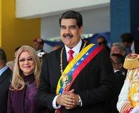 Maduro'dan Venezuela ordusuna çağrı