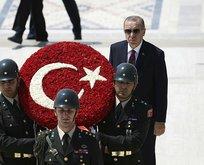 Erdoğan'dan YAŞ öncesi dikkat çeken mesaj