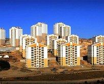 Dar gelirliye TOKİ'den 305 lira ve 5 bin peşinatla evler