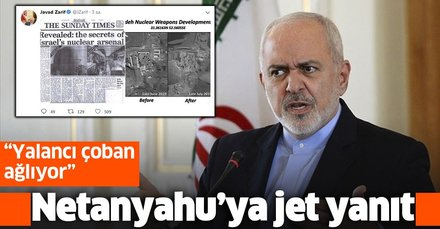 İran'dan Netanyahu'nun gizli bölge iddialarına jet yanıt: Yalancı çoban ağlıyor
