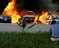 Kenya'da otelde patlama! Silah sesleri de duyuldu