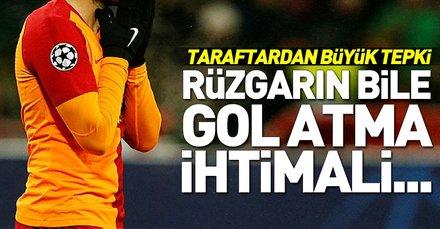 Galatasaray taraftarı çıldırdı! Eren Derdiyok'a büyük tepki