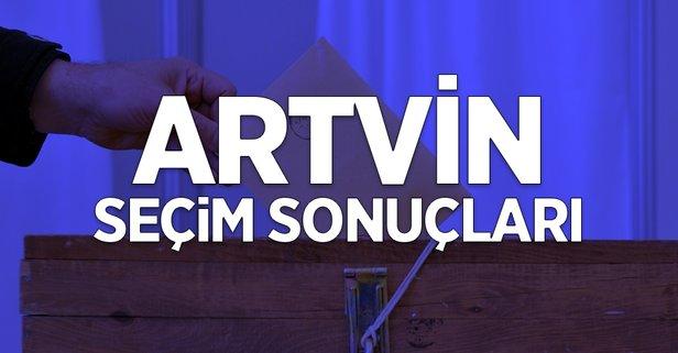 31 Mart Artvin yerel seçim sonuçları açıklandı mı?
