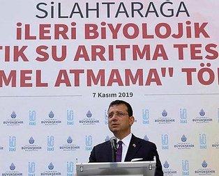 Mehmet Tevfik Göksu, İmamoğlu'nu yerin dibine soktu!