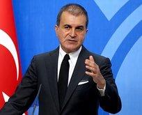 Ömer Çelik: CHP hakemle kavga ediyor