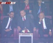 Başkan Erdoğan Türk Telekom Stadyumu'nda