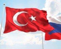Türkiye ve Rusya arasında kritik temas
