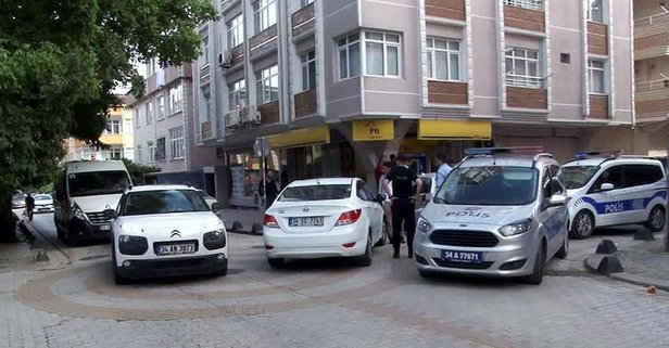 İstanbulda PTT Şubesi soyuldu!