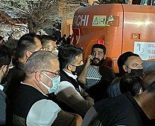 İzmir'deki depremde enkaz altında kalan Buse Has Yılmaz kurtarıldı!