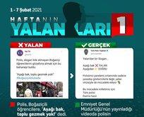 CHP ve medyasının yalanlarında bu hafta!