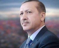Sarıeroğlundan Erdoğan paylaşımı