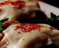 Püreli Patlıcan Kebabı Tarifi