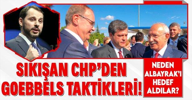 CHP neden Albayrak'ı hedef alıyor?
