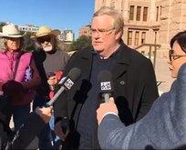 Gülen'in belalıları Teksas'ta  FETÖ'ye meydan okudu