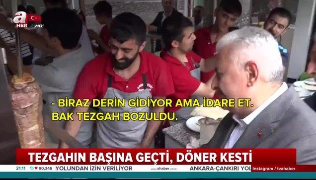 Binali Yıldırım, Diyarbakır'da esnafı ziyaret etti ile ilgili görsel sonucu