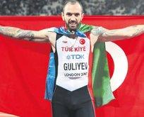Bolt'un veliahtı Ramil Guliyev