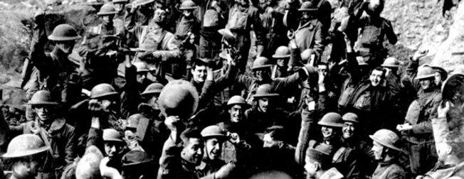 AP'nin yayınladığı Birinci Dünya Savaşı fotoğrafları