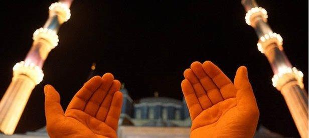 Miraç Kandili dilek duası sözleri! Miraç Kandili'nde Peygamber Efendimizin okuduğu dua hangisi?