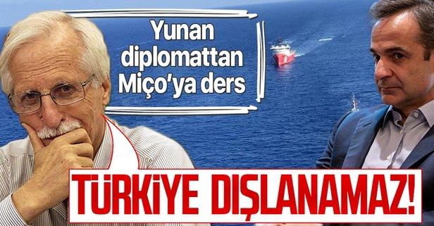 Miçokatis'e dış politika dersi: Türkiye dışlanamaz