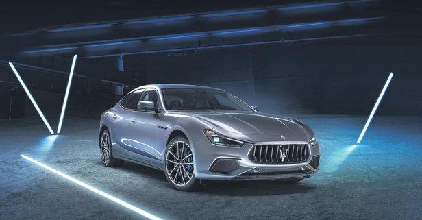 Maserati'nin ilk elektriklisi