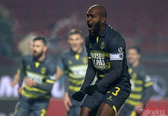 Galatasaray'ın yeni transferi Marcao geliyor! 2018-2019 sezonu ara dönemi biten transferler