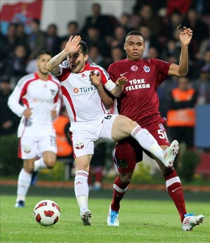 Trabzonspor - Gaziantepspor (Süper Toto Süper Lig 31. hafta)