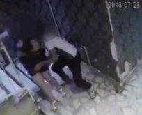 Sultangazide kadına taciz kamerada