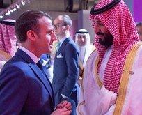 Macron'dan flaş Kaşıkçı açıklaması