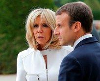 Macron'a estetik ameliyat