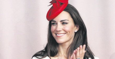 Dertli Düşes Kate Middleton