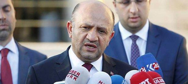 Türkiyeden Iraka Başika cevabı