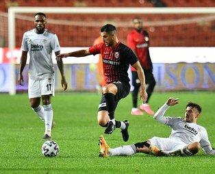 Gaziantep FK 3-1 Beşiktaş | MAÇ SONUCU