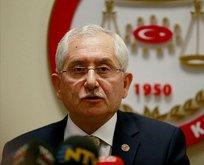 YSK Başkanı Güvenden flaş seçim açıklaması