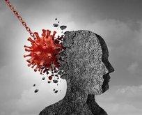 Meğer koronavirüs beyindeki...