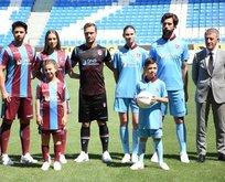 İşte Trabzonsporun yeni sezon formaları