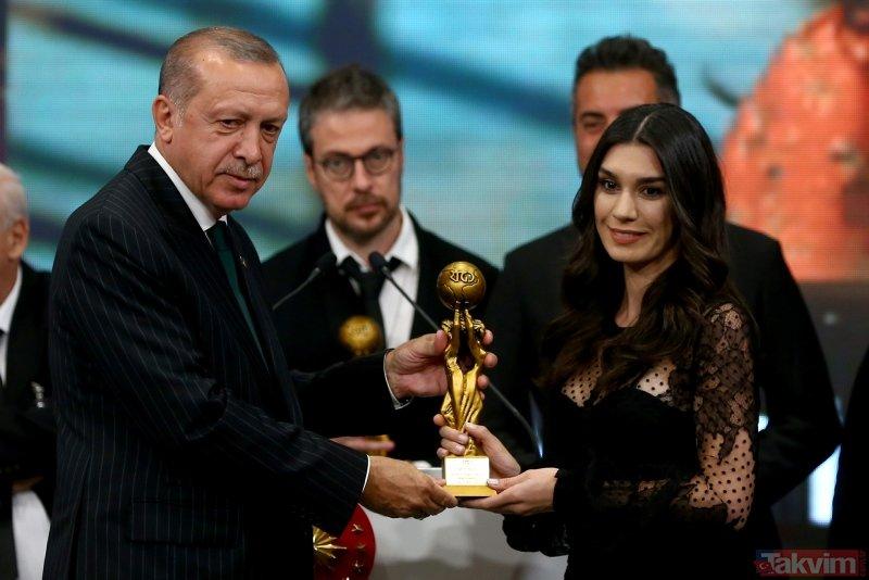 Başkan Erdoğan, Radyo Televizyon Gazetecileri Derneği 2017 Yılı Medya Oscarları Ödül Törenine katıldı