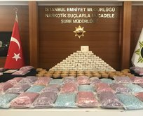 İstanbul'da lüks rezidansa baskın