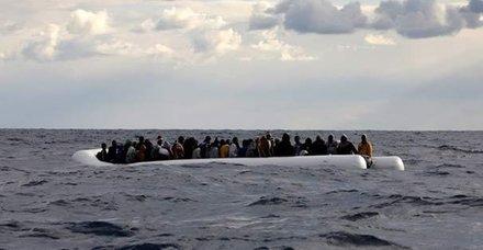 Akdeniz'de yeni bir göçmen trajedisi! Çok sayıda ölü ve yaralı var...