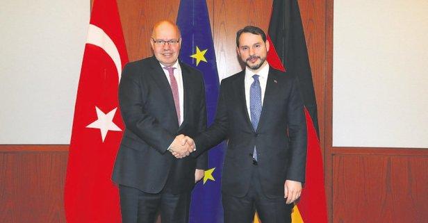 Almanya çok önemli ortak