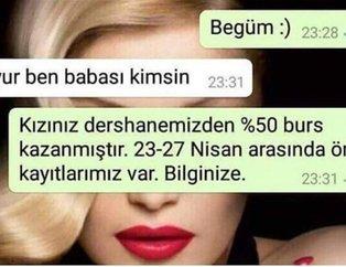 WhatsApp'tan öyle bir mesaj geldi ki... Türkiye onları konuşuyor! Genç sevgililerin mesajları ortaya çıktı