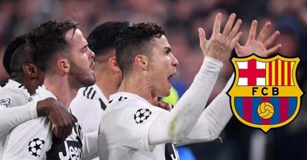 Barça ve Juve el sıkıştı! Dev takas an meselesi