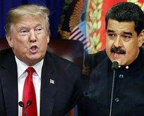Maduro'nun teklifini kabul etmek üzere