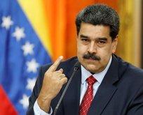 Maduro: Trump ölüm emrimi verdi