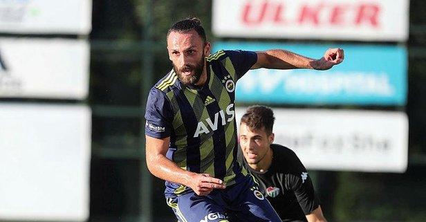 Fenerbahçe'de Vedat Muriç şov!