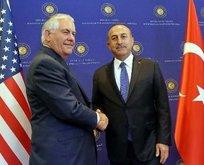 Türkiye bastırdı ABD kabul etti! YPGye büyük şok