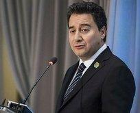 İhanet kralı Ali Babacan'dan profesyonel oyunculuk!