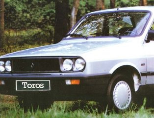 1977 model Toros görenleri şaşırttı