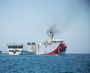 İşte Türkiye'nin ilk yerli sismik araştırma gemisi